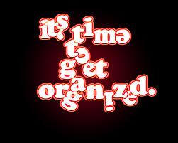 get organizedII