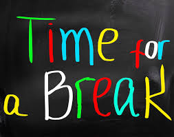 Mindful breaks will help you work better.